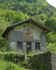 Chapelle de Montranger - photo A.D. / CCA