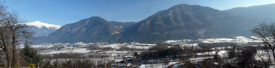 Chamoux l'hiver